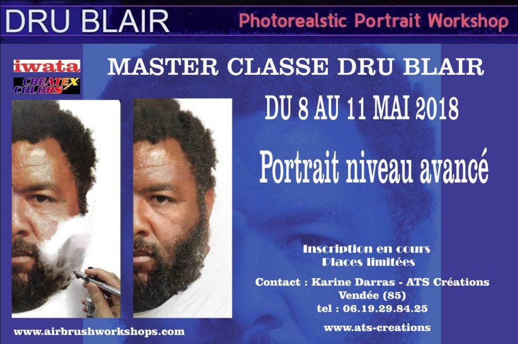 Master classe Dru Blair