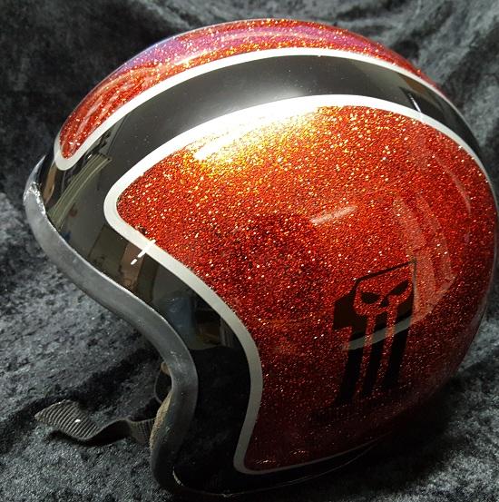 casque metal flaque,formation aérographe