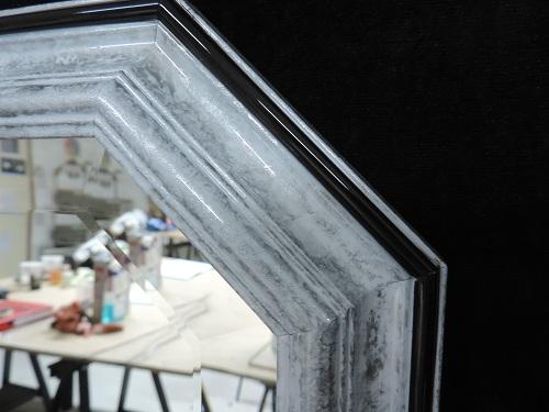 décord écor sur cadre